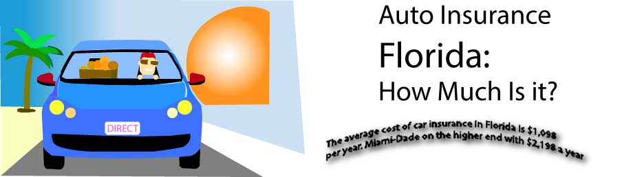 Car Insurance Florida >> How Much Is Auto Insurance Florida Use Free Insurance Calculator