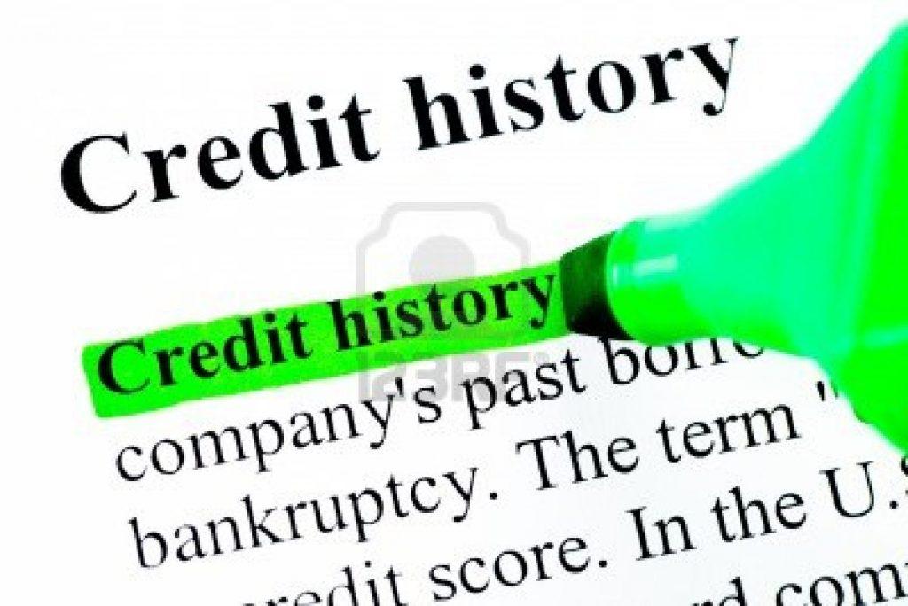credit history general