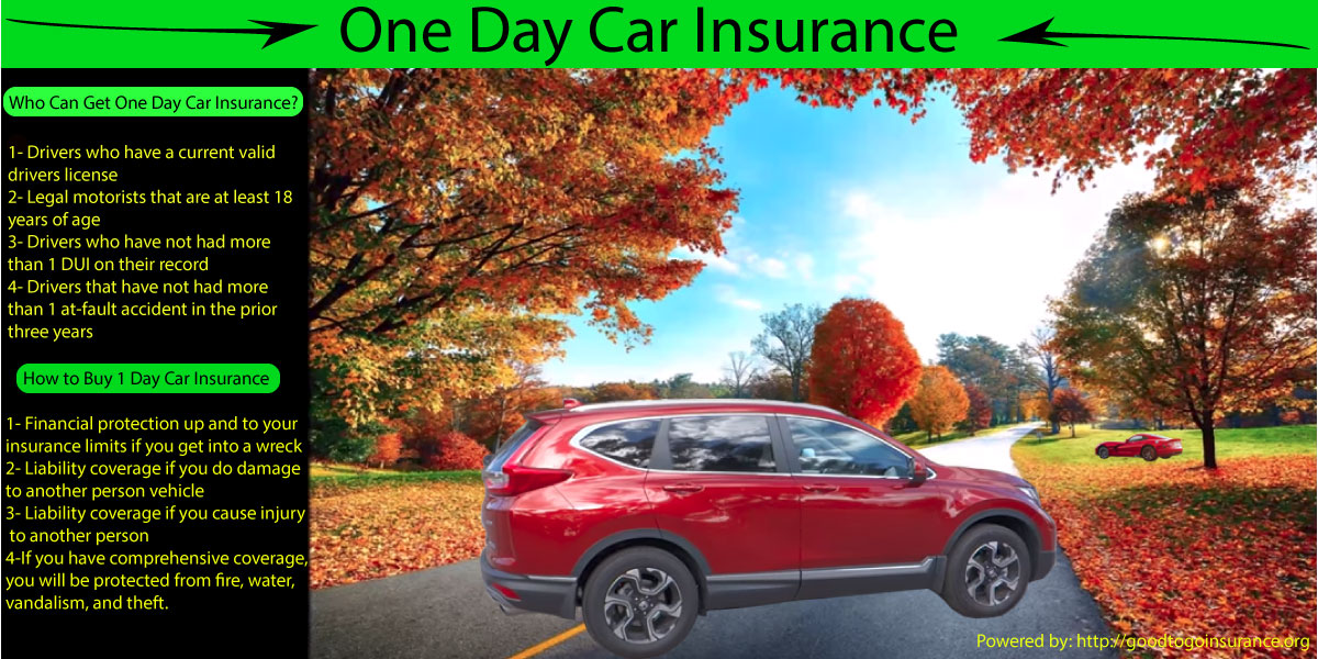 Borrowing A Car For Driving Test Insurance