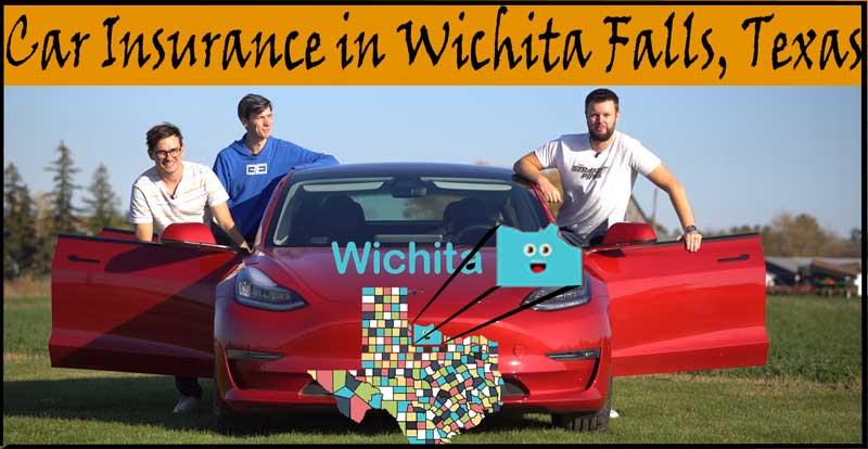 Car Insurance in Wichita Falls, Texas
