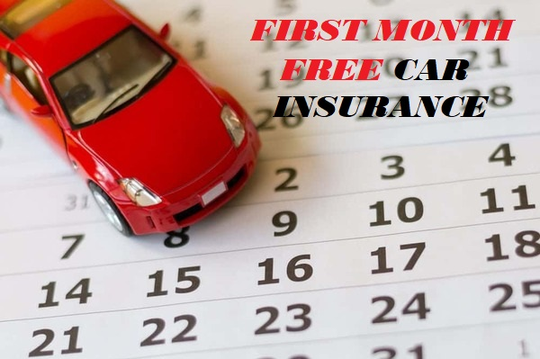 first month free car insurance